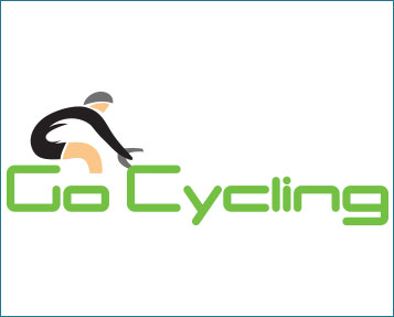 Unikt logo design - GoCycling