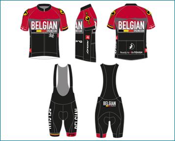 Nyt cykeltøj til Belgian Cycling Club