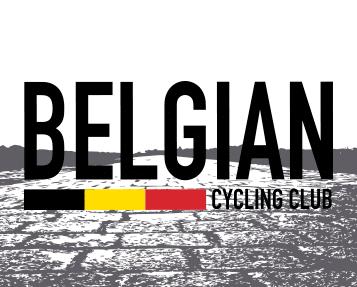 Nyt logo design til Belgian Cycling Club