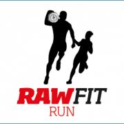 Unikt logodesign til Rawfit-Run