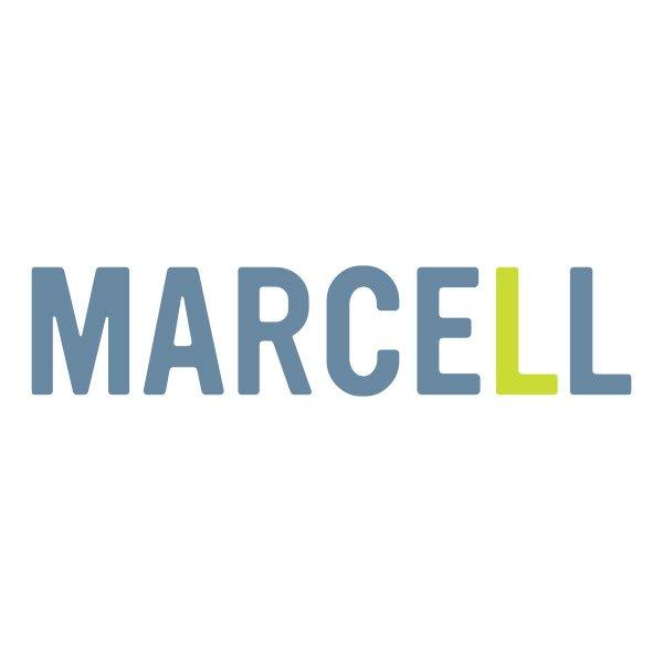Logodesign-marcell af Schmidt Grafisk