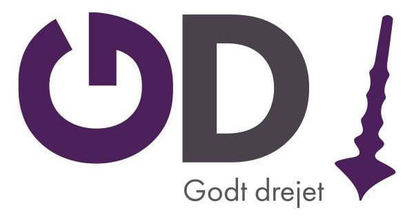 Logodesign - Godt Drejet